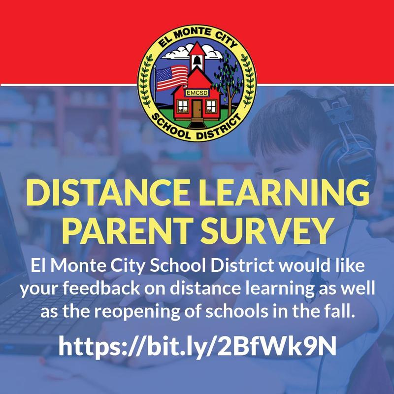 Parent Distance Learning Survey