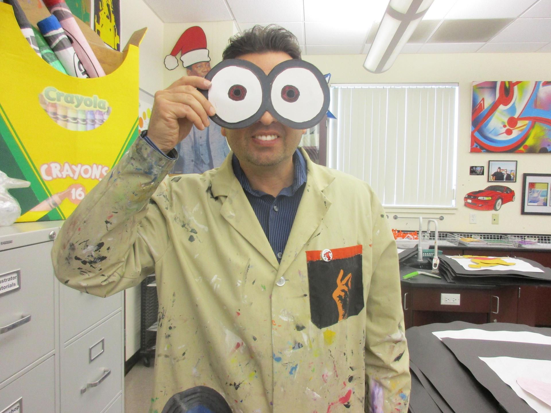 Mr. Anzaldo