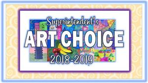 Superintendent's Art Choice Awards
