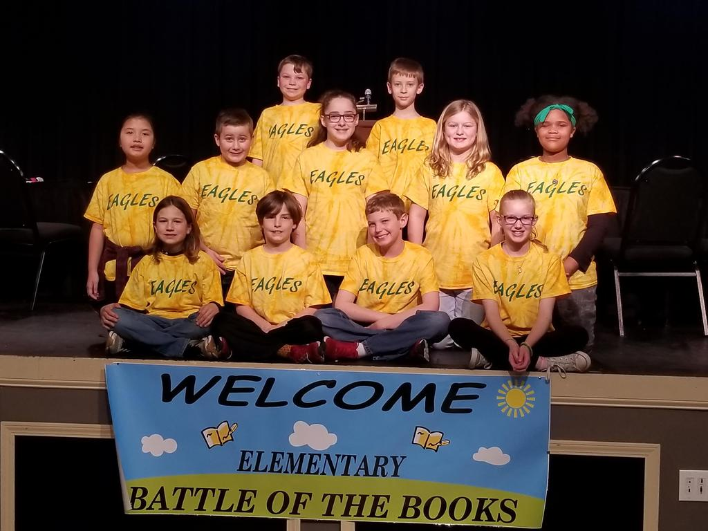 EBOB Team at Competition