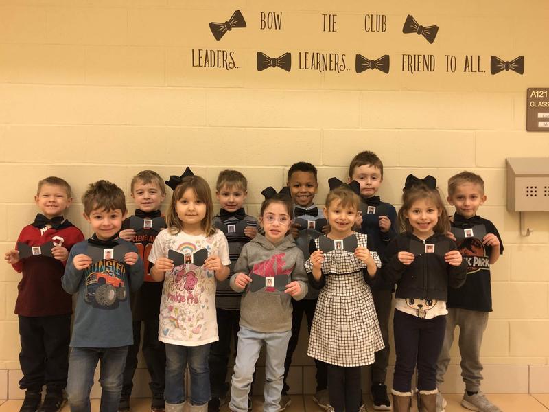 Bow Tie Cub Recognizes Positive Student Behavior Featured Photo