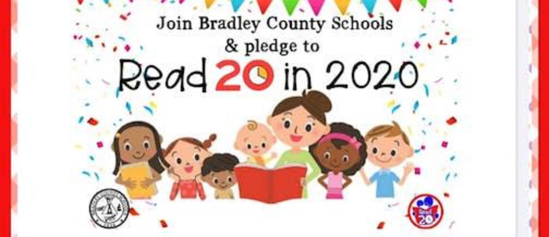 Link to Reading 20 books in 2020