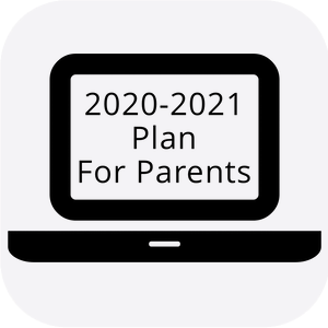 Icon for 2020-2021 Plan for Parents