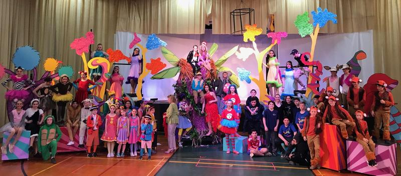 "Greenwich Catholic School Presents ""Seussical Jr."" Thumbnail Image"