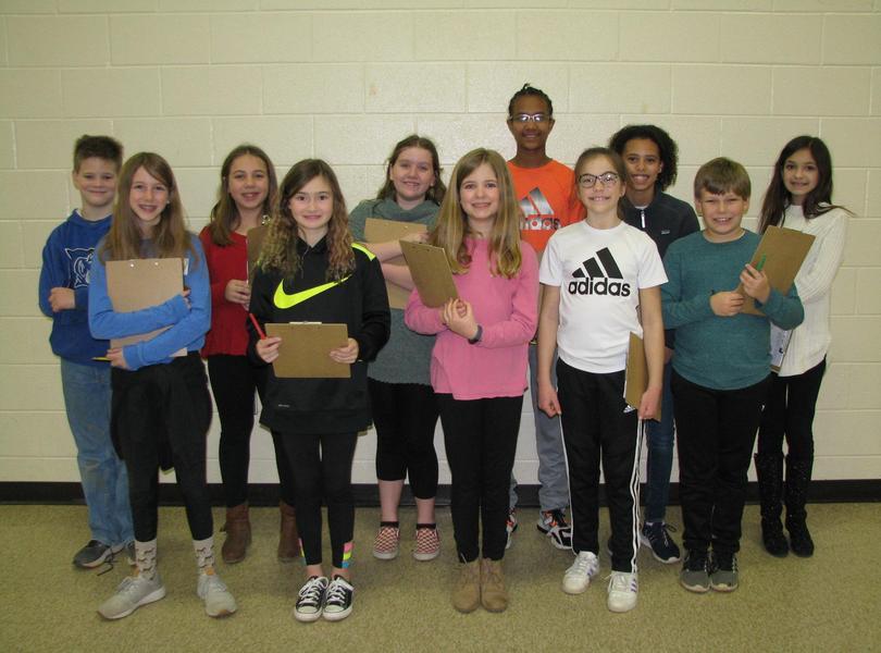 Friendship's 5th Grade Writing Club