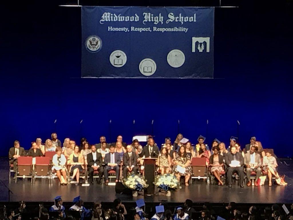 Graduation Stage 2018