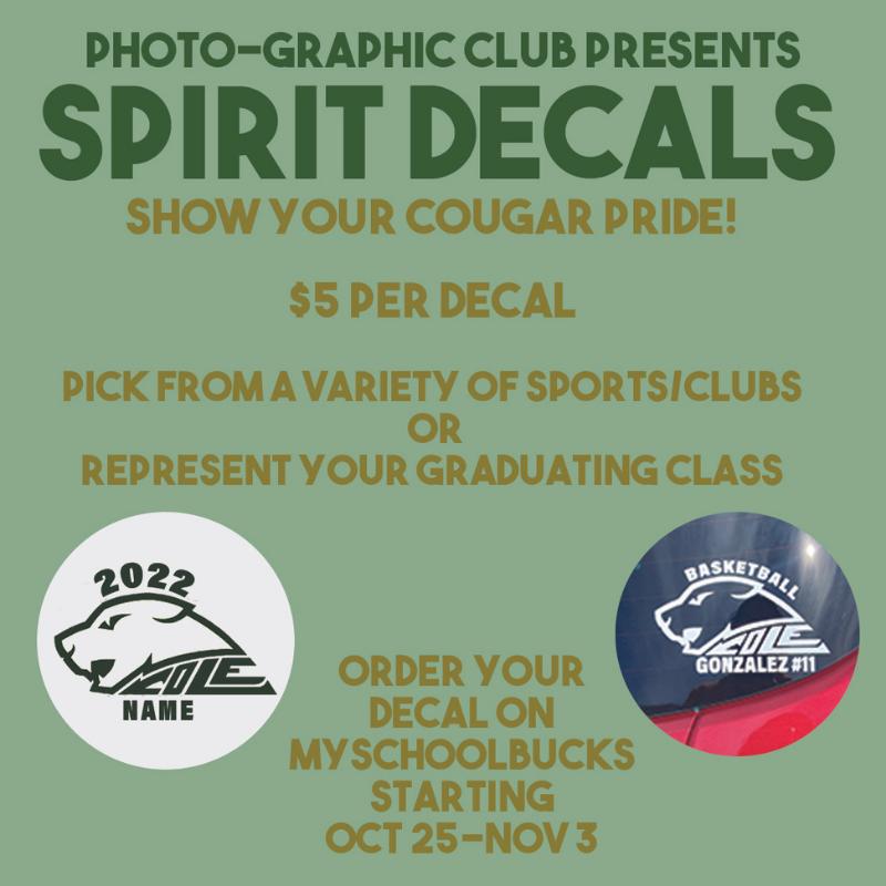 Spirit Stickers On Sale Featured Photo