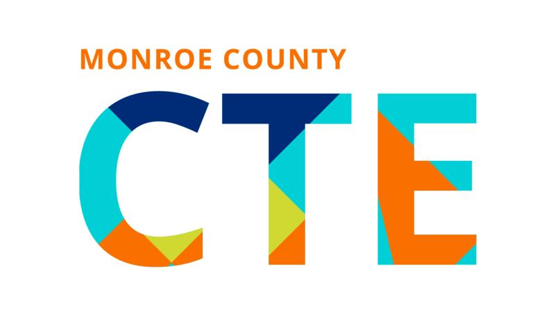 Monroe County CTE Logo