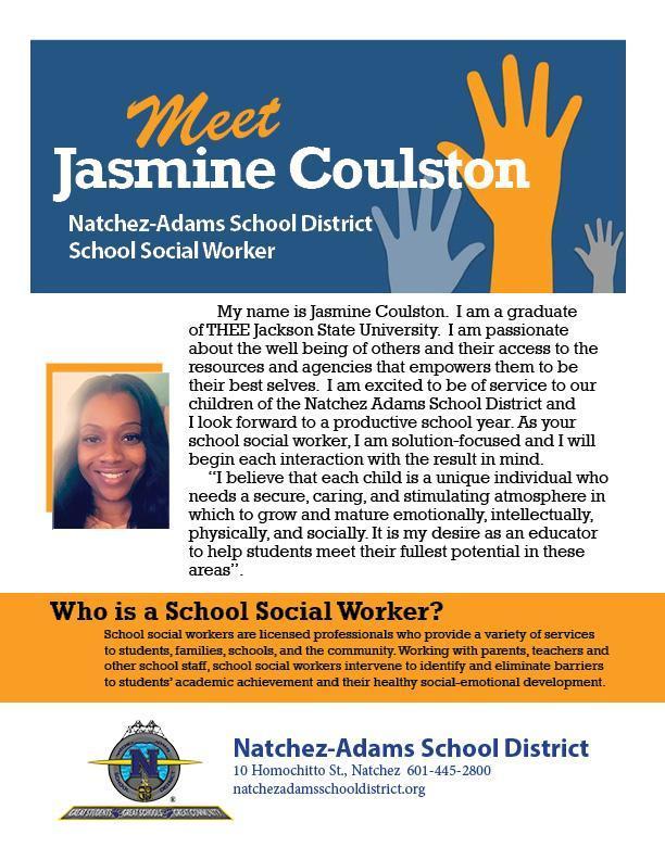 Jasmine Coulston