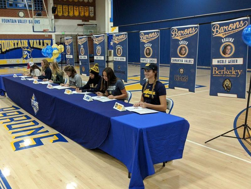 All-female lineup stars on National Signing Day Featured Photo