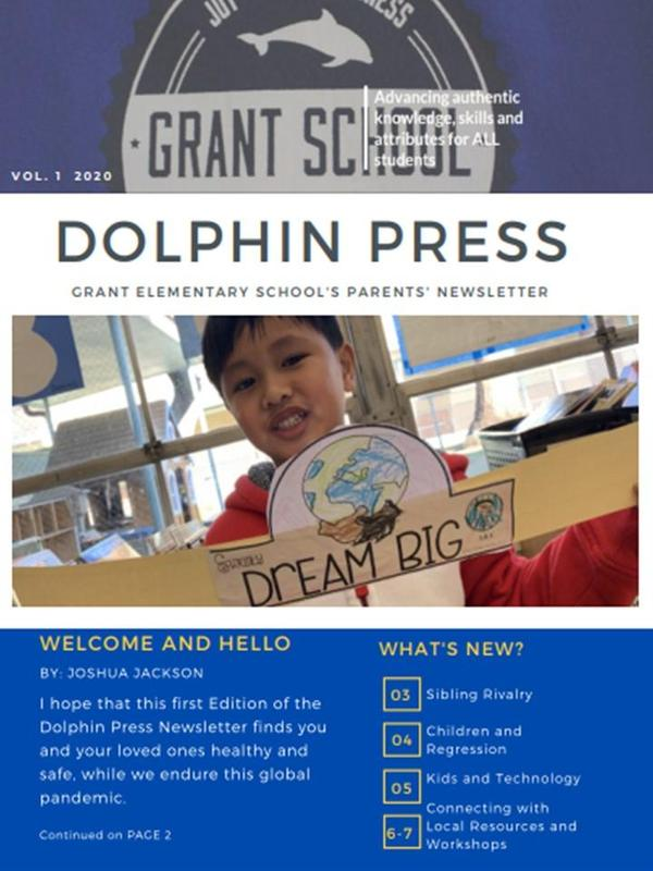 Check out  the Dolphin Press! Featured Photo