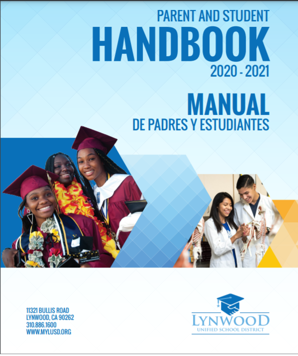 Parent and Student Handbook / Manual para Padres y Estudiantes Featured Photo