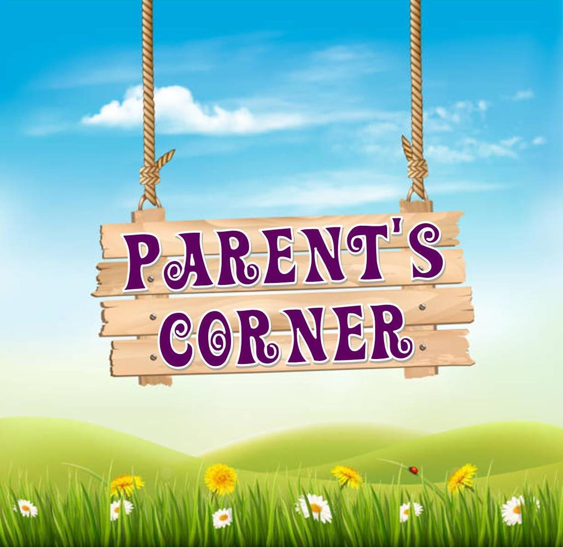 Parent's Corner – Preschool – Central Unified School District