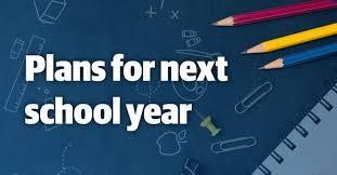 2020-2021 School Year Information Thumbnail Image