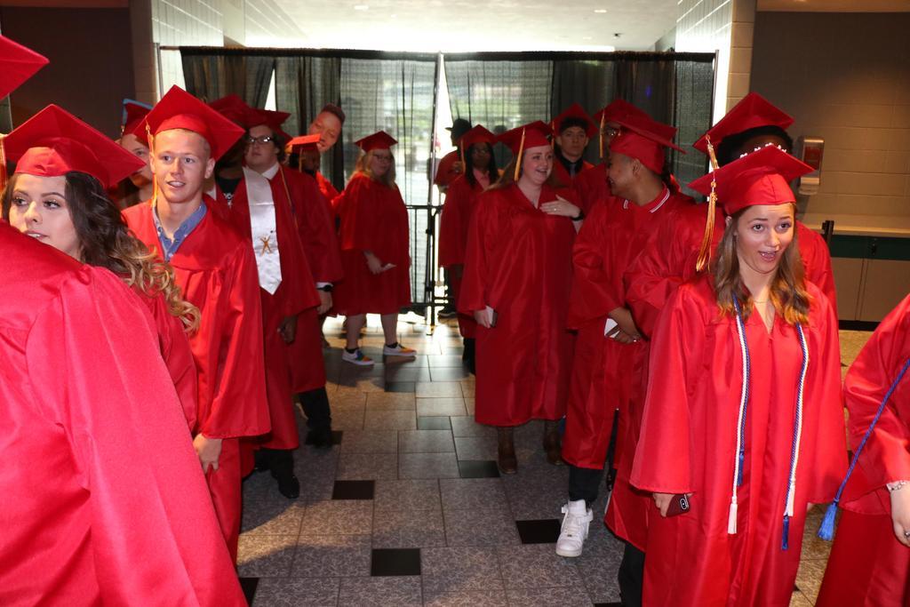 RIHS Graduation