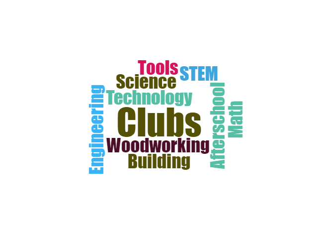 STEM & Woodworking Clubs Thumbnail Image