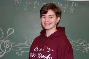PCS Choir Student