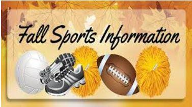 VHS Fall 2021 Sport Information - Tryouts & Practice Schedules