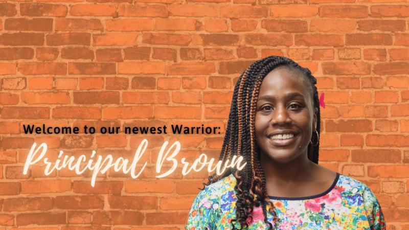 Hello Warrior Family! Featured Photo