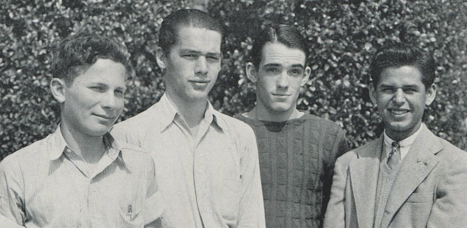 young men at Garfield
