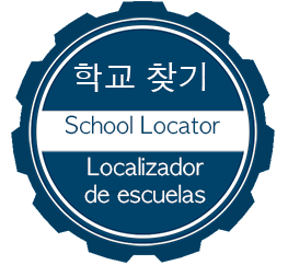 School Locator badge