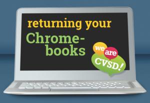 Return of Chromebooks graphic