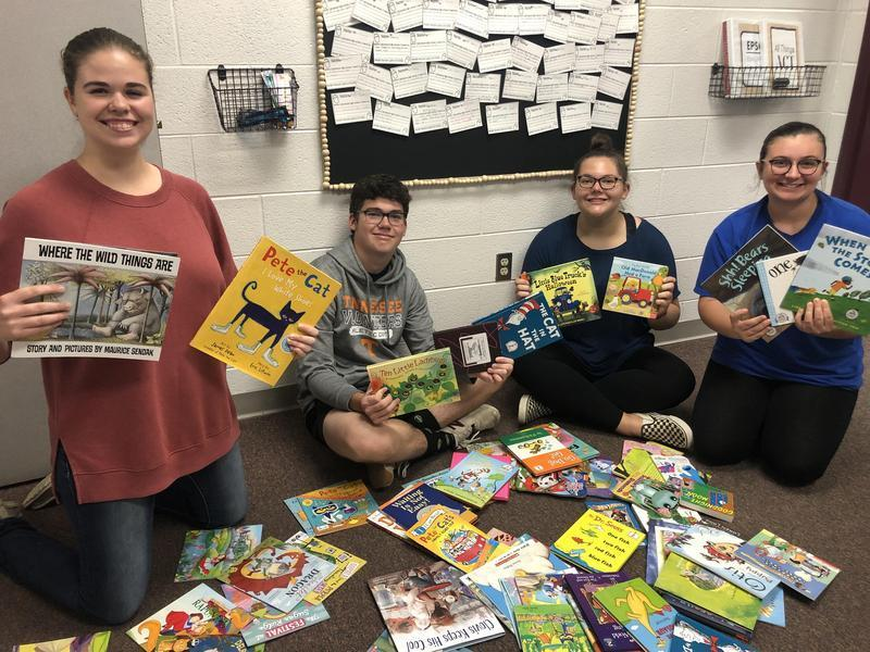 Eagleville seniors giving back to K-12 school through 'challenges' Thumbnail Image