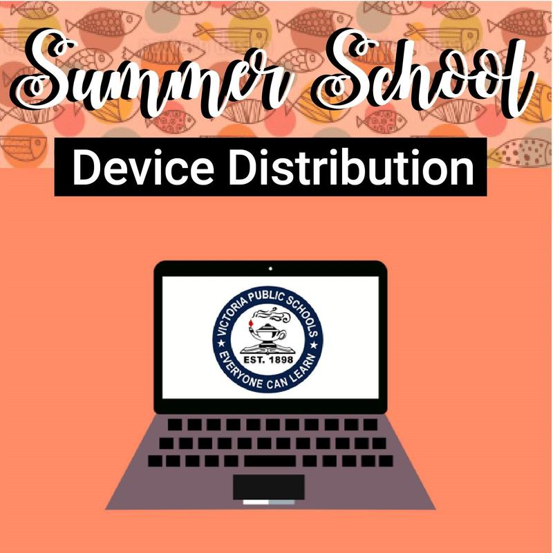 Summer School Device Distribution for High School & Middle School Thumbnail Image