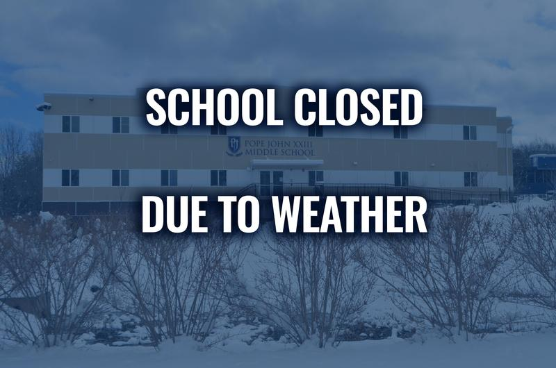 School Closed for Wednesday, Dec. 4 Thumbnail Image