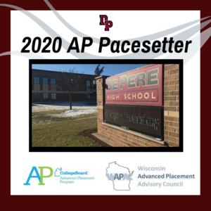 AP Pacesetter Award