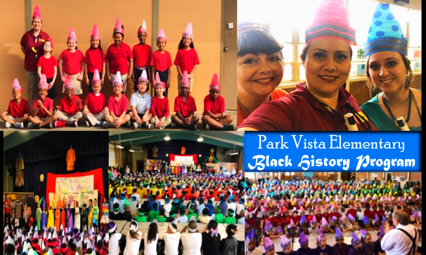 Black History Month at PVE