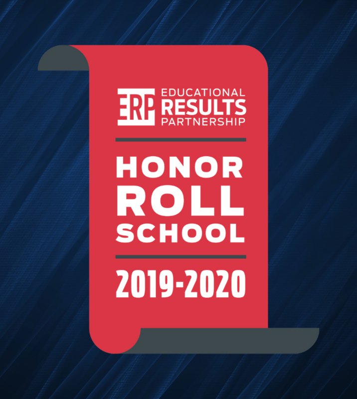 ERP Honor Roll School Banner