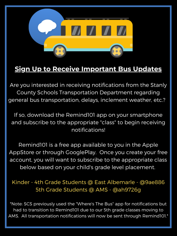 Remind101 for Buses Featured Photo