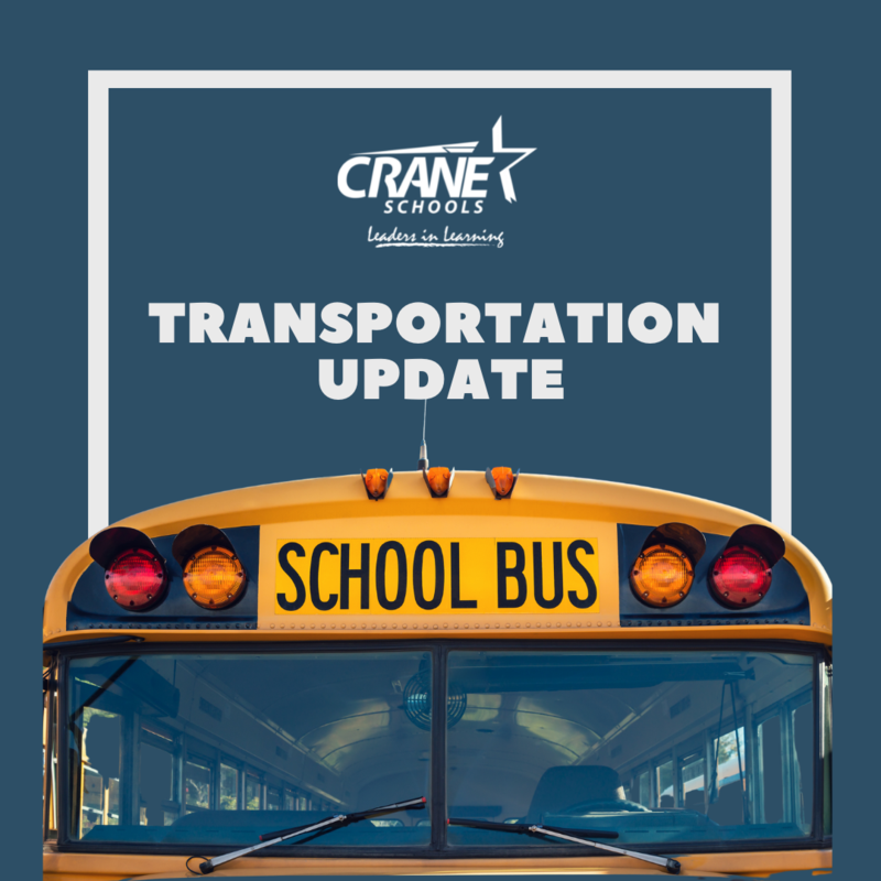 Transportation Update Featured Photo