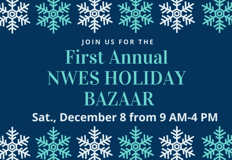 First Annual NWES Holiday Bazaar Thumbnail Image