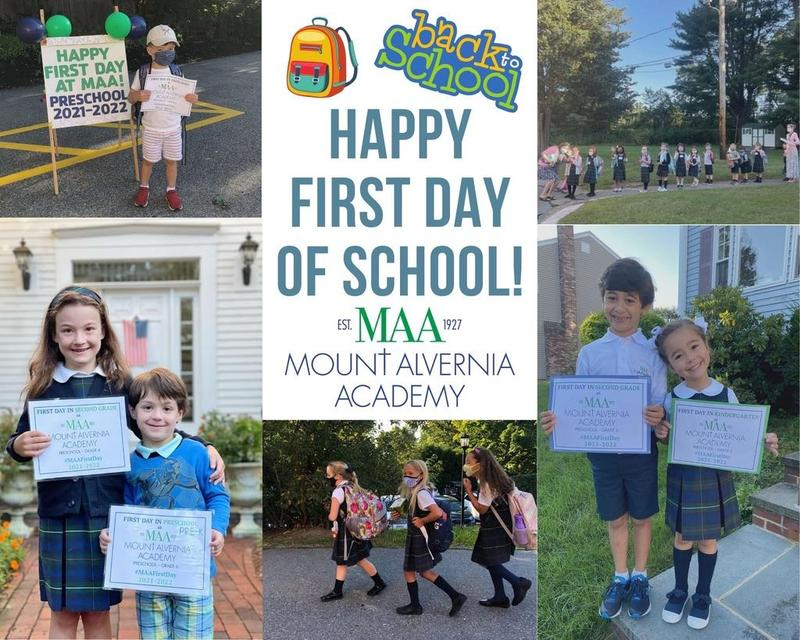 First Day of School! Featured Photo