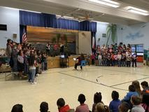 3rd grade music program - Grammar Rocks!