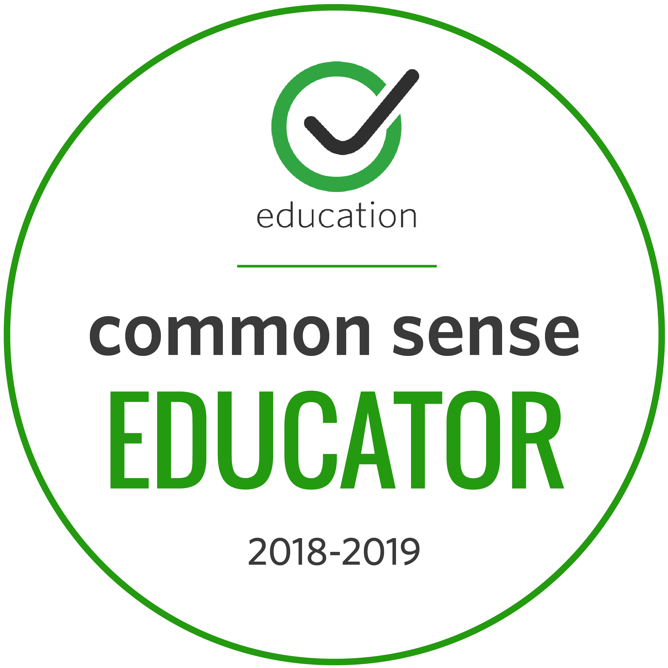 Common Sense Educator