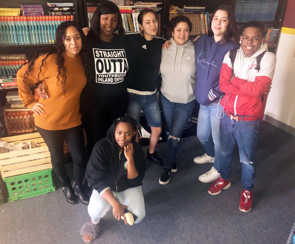 San Bernardino students