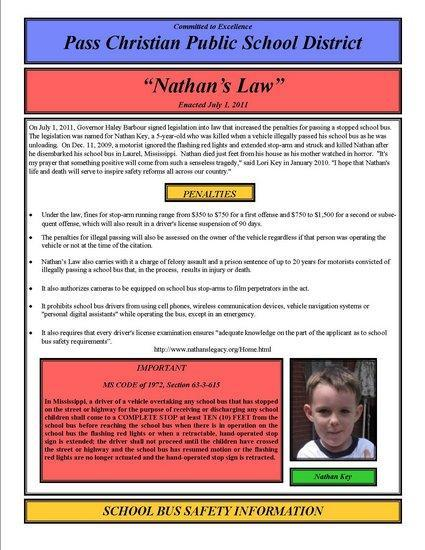 Nathan's Law