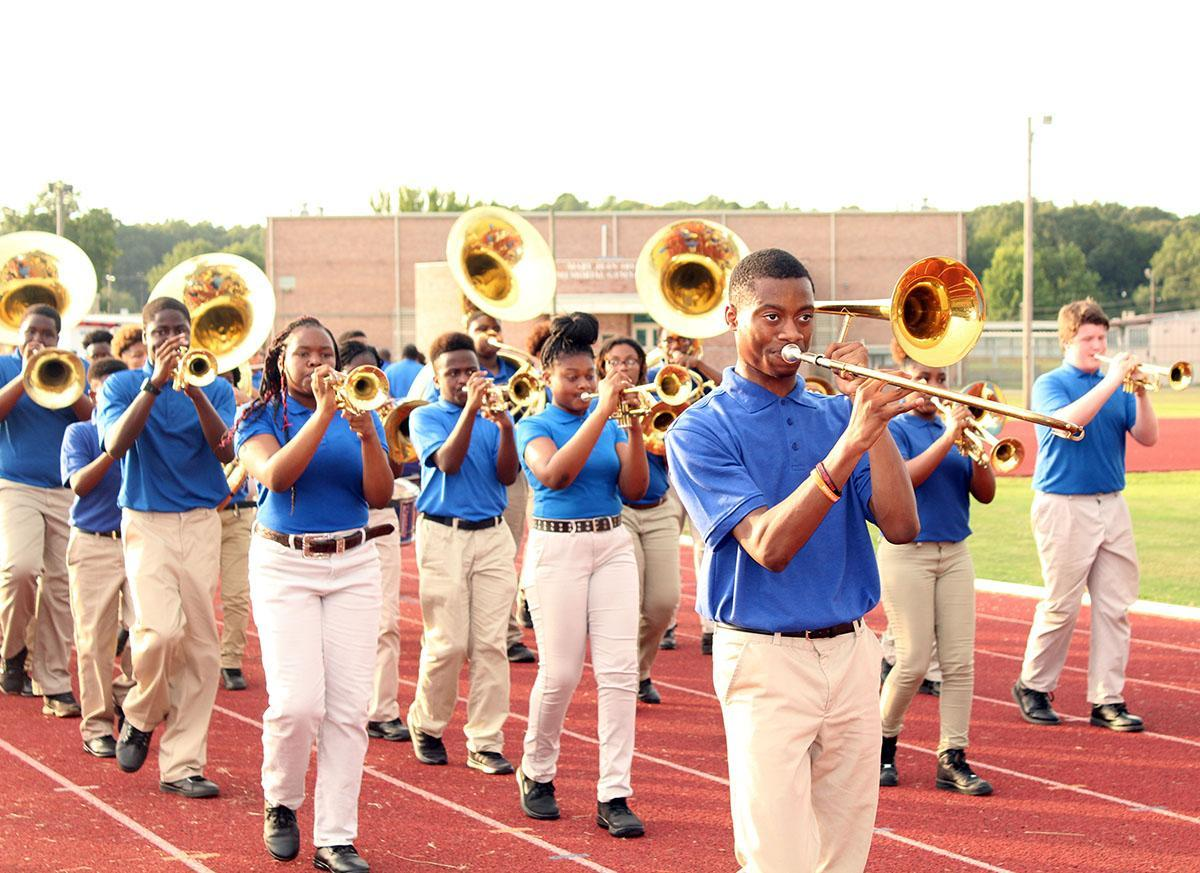 Natchez High School Band