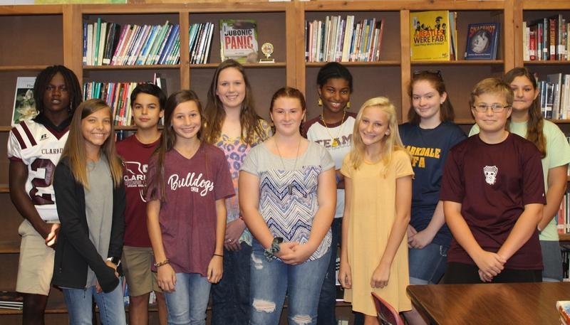 8th Grade Student Council