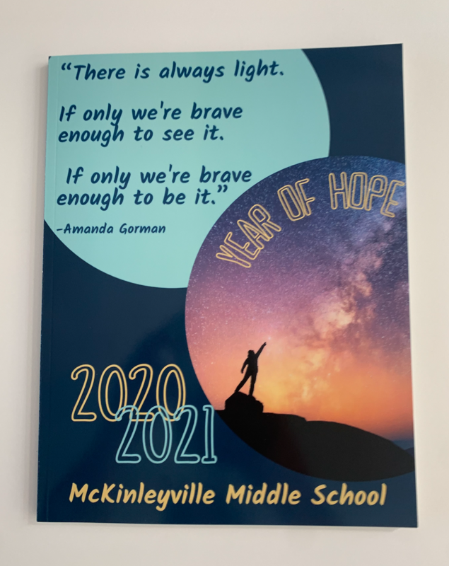 Thank you to our donors and to Printing Center USA for our 2021 yearbook! Featured Photo