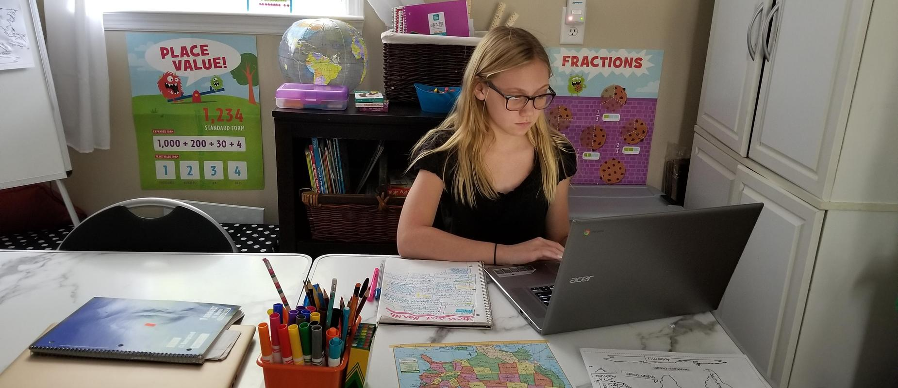 Virtual Student, BCVS Staff, Bradley County Virtual School, Virtual, Bradley County