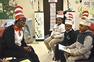 Cat in the Hat Makes Reading Fun at Adams Featured Photo