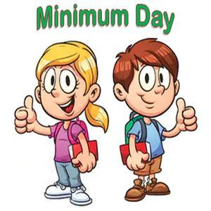 Mondays are Minimum Days. /* Lunes son Dias Minimos Featured Photo