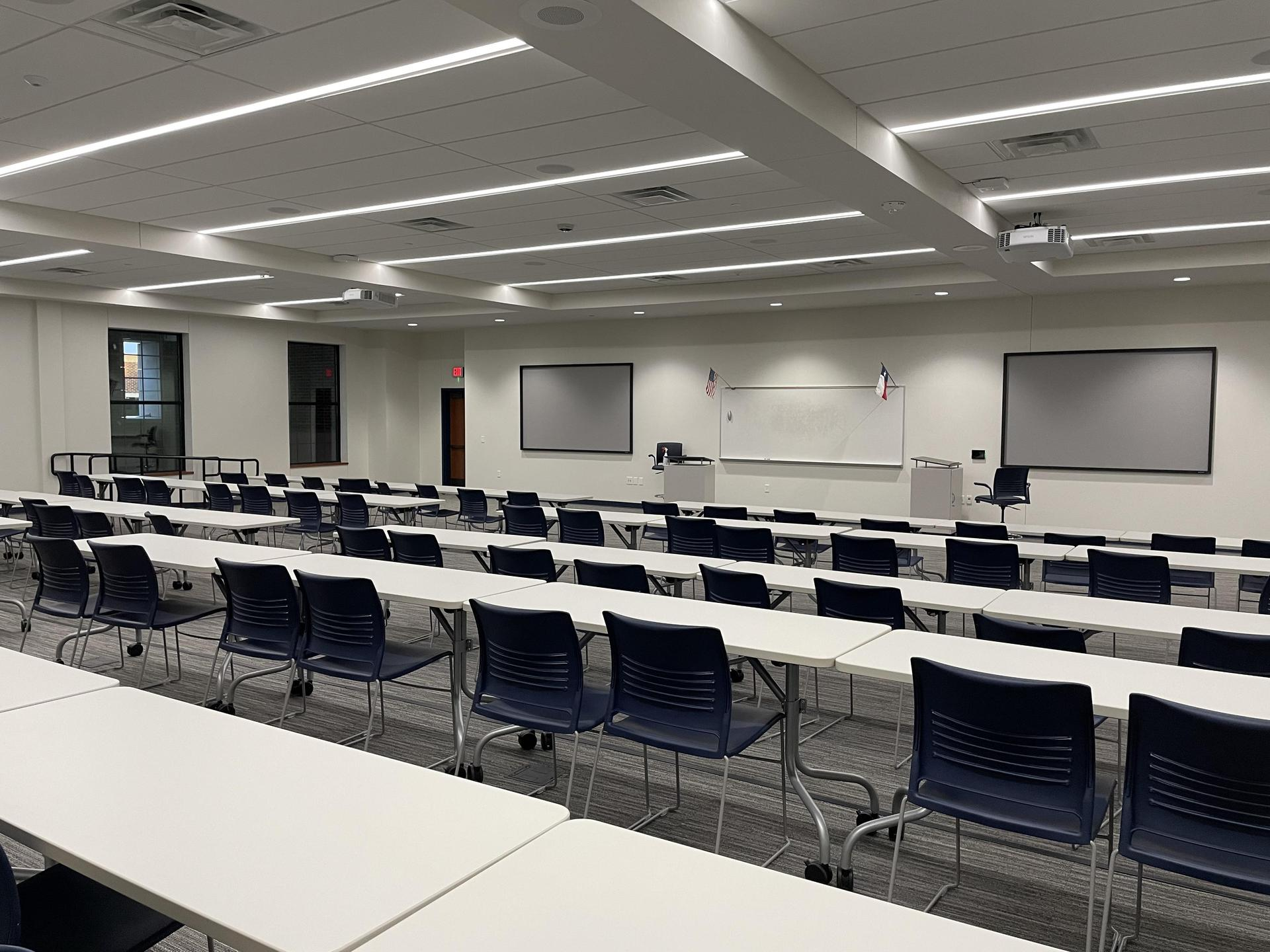 HPHS Northwest Addition lecture hall