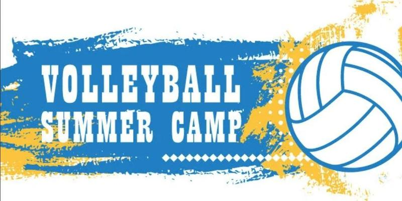 2021 Youth Volleyball Camp Featured Photo