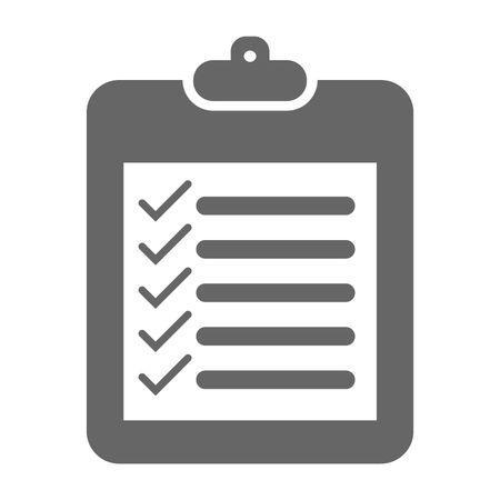 Student survey icon