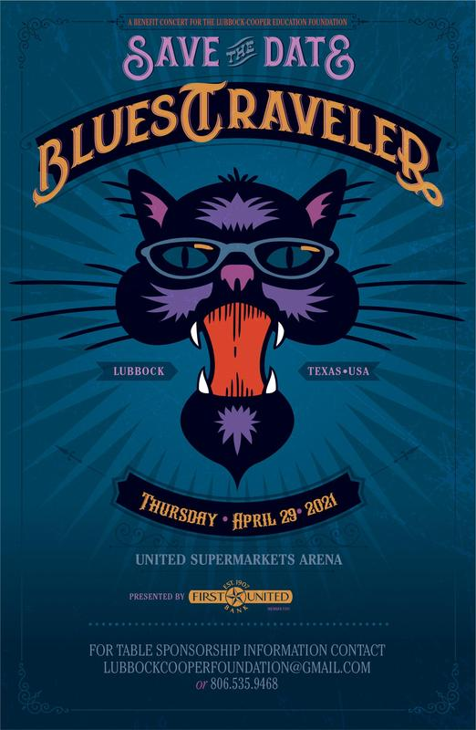 Save the Date - An Evening With Blues Traveler - April 29, 2021 Thumbnail Image